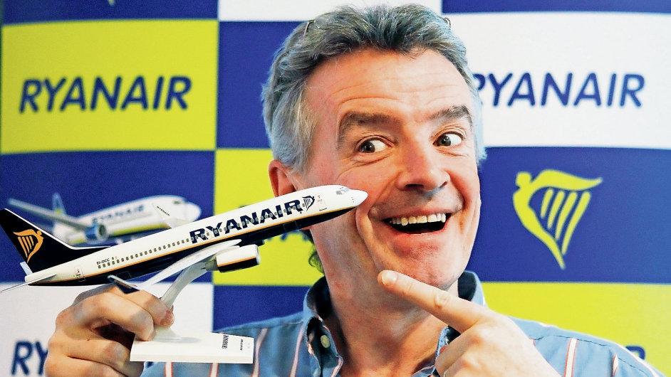 2x Ryanair v. tradiční dopravci