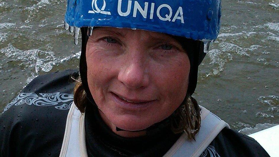 Štěpánka Hilgertová: Jarní trénink 2013