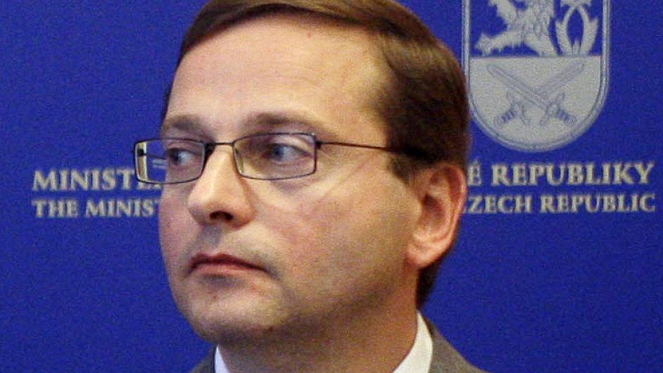 Jan Fulík, šéf bezpečnostního odboru kanceláře prezidenta Zemana