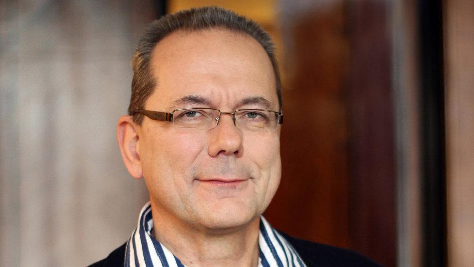 Předseda klubu zastupitelů TOP 09 Jiří Vávra