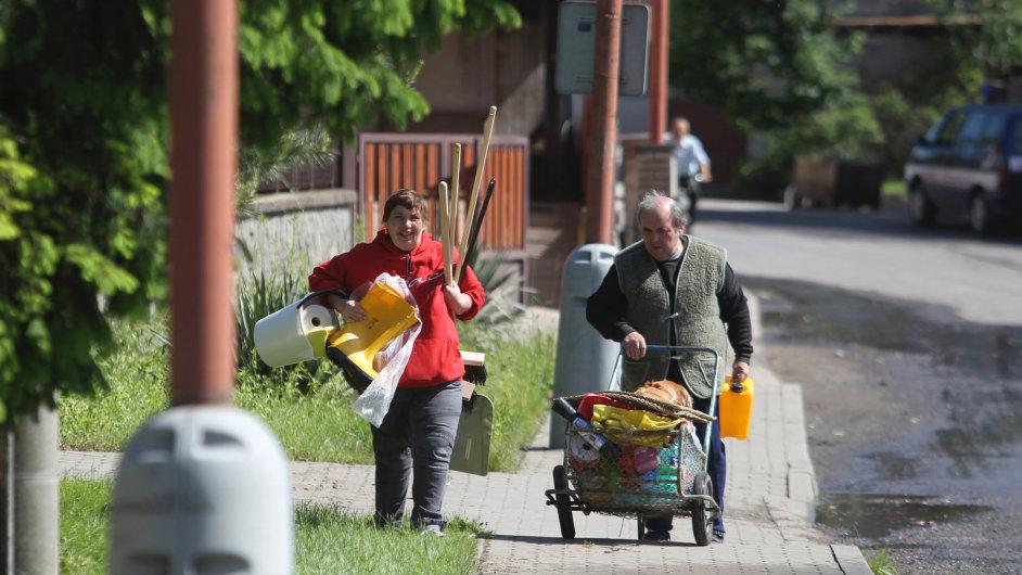 Štěchovice, 5. června 2013