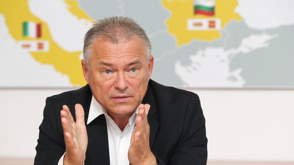 Jaroslav Szczypka, šéf Billy