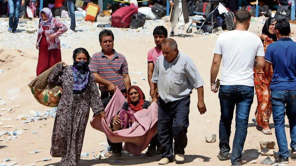 Exodus do Iráku