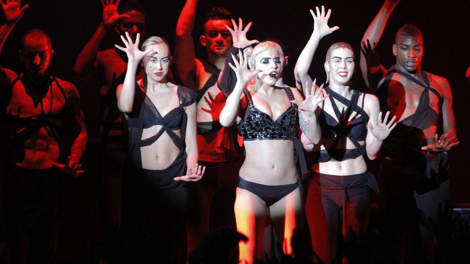 Slavnostního předávání cen YouTube se zúčastní i Lady Gaga.