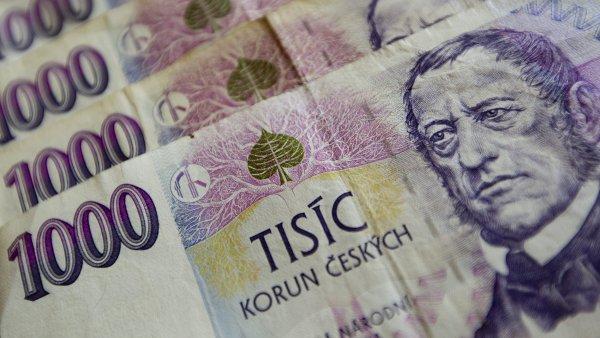 Průměrná mzda v Česku vzrostla o 3,8 procenta - Ilustrační foto.
