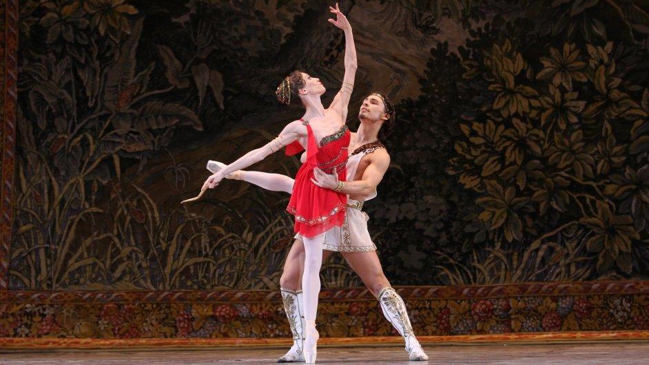 Balet Esmeralda z Velkého divadla v Moskvě
