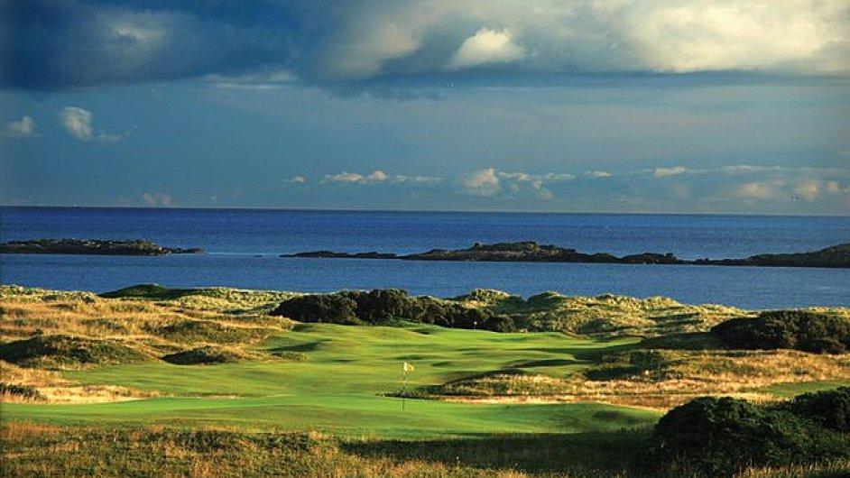 Golfový resort Royal Portrush v Irsku bude v roce 2019 hostit British Open.