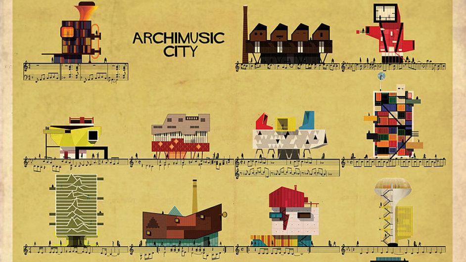 Série Archimusic