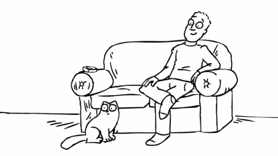 Máte-li doma kočku, poznáte se…