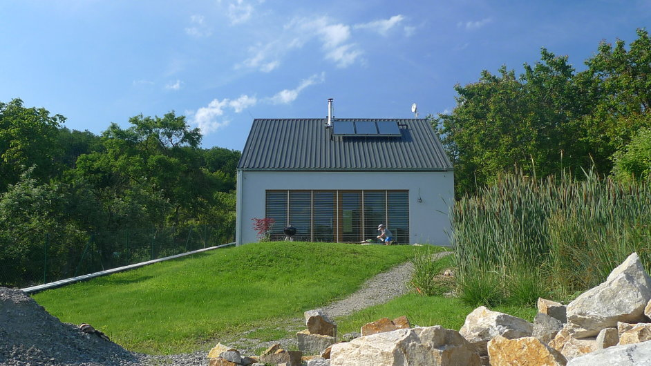 Pasivní dům zaručí zdravé bydlení a úsporu peněz