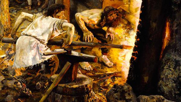 České vydání Kalevaly doprovázejí ilustrace finského malíře Akseliho Gallena-Kallely.