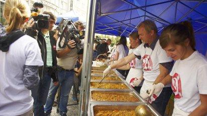 Va�en� na Hostin� pro tis�c v Praze