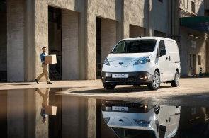Elektromobil pro podnikatele? Dodávka do zásuvky dorazila do Česka