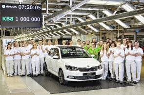 Škoda Auto obsadila o prázdninách v Evropě dvakrát devátou příčku