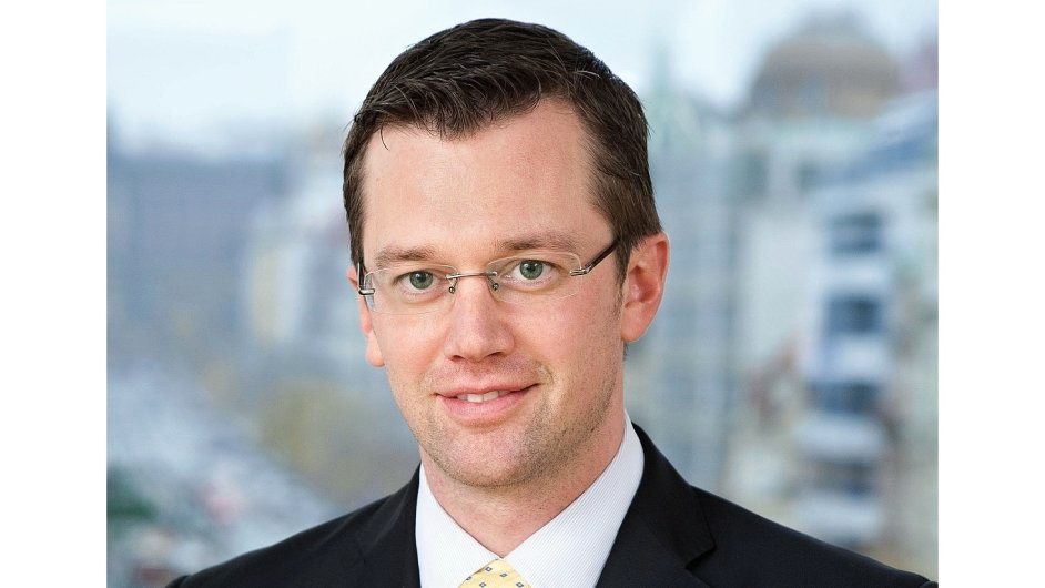 David Nath, Associate pražské kanceláře Cushman & Wakefield