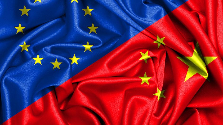 Apetit čínských investorů po evropských firmách stále roste (ilustrační foto).