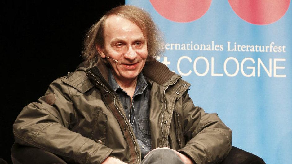 Román Michela Houellebecqa vyjde v češtině v září.