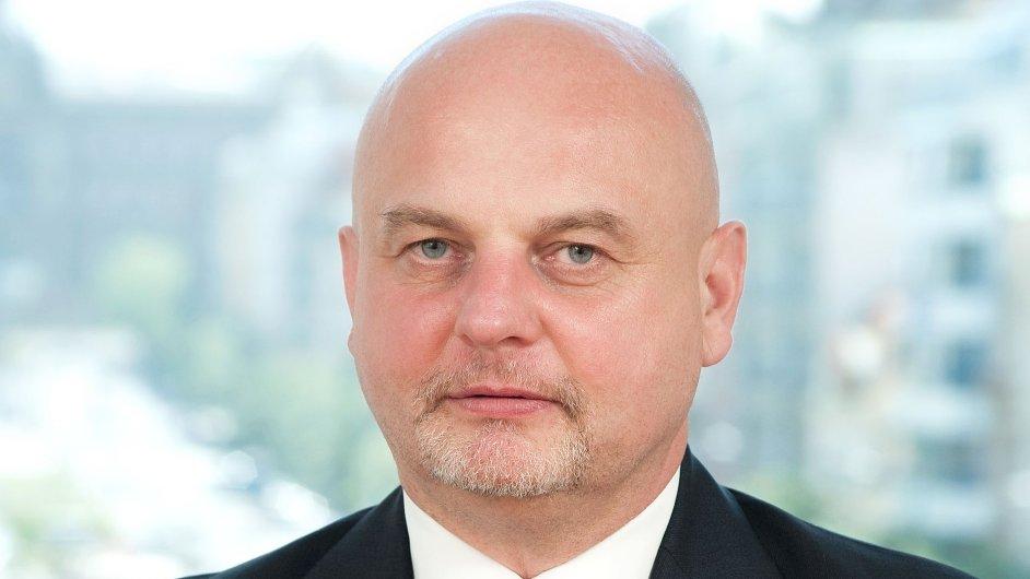 Aleš Navrátil, manažer obchodního centra City Park Jihlava, Cushman & Wakefield