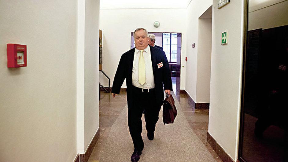Ředitel BIS Jiří Lang.