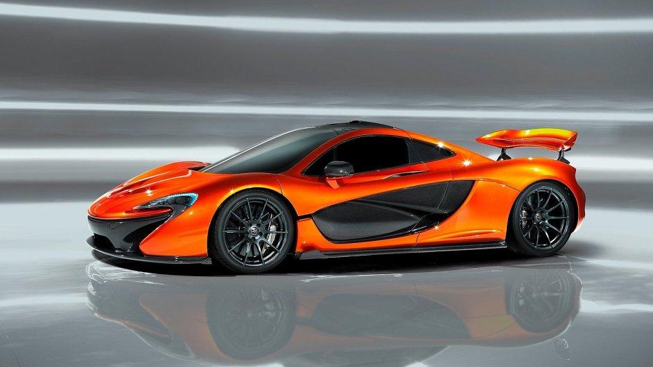 Automobily McLaren