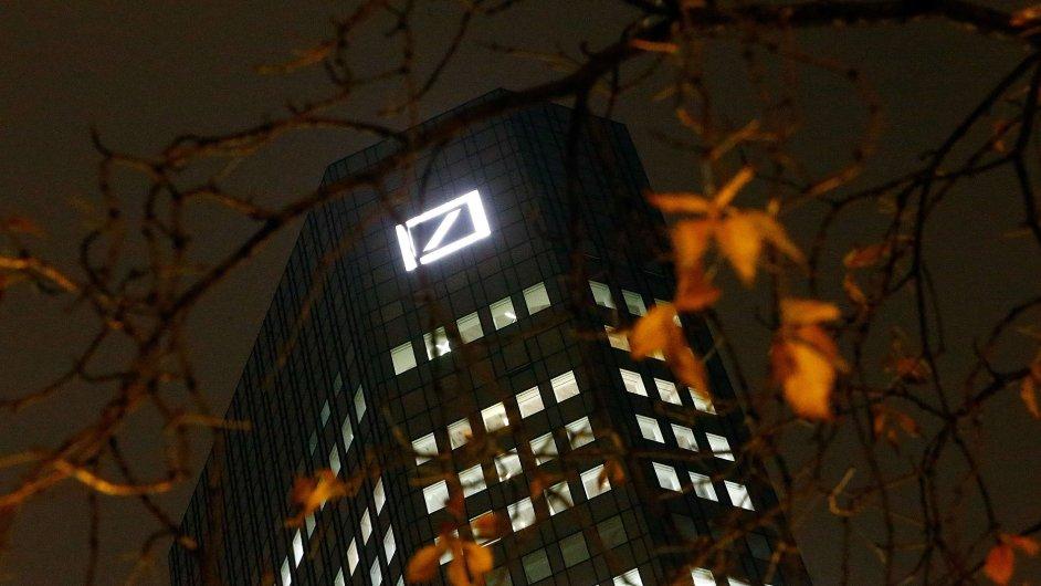 Deutsche Bank, Německo, Frankfurt nad Mohanem