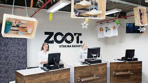 E-shop s módou Zoot.cz loni vykázal tržby 451 milionů korun.
