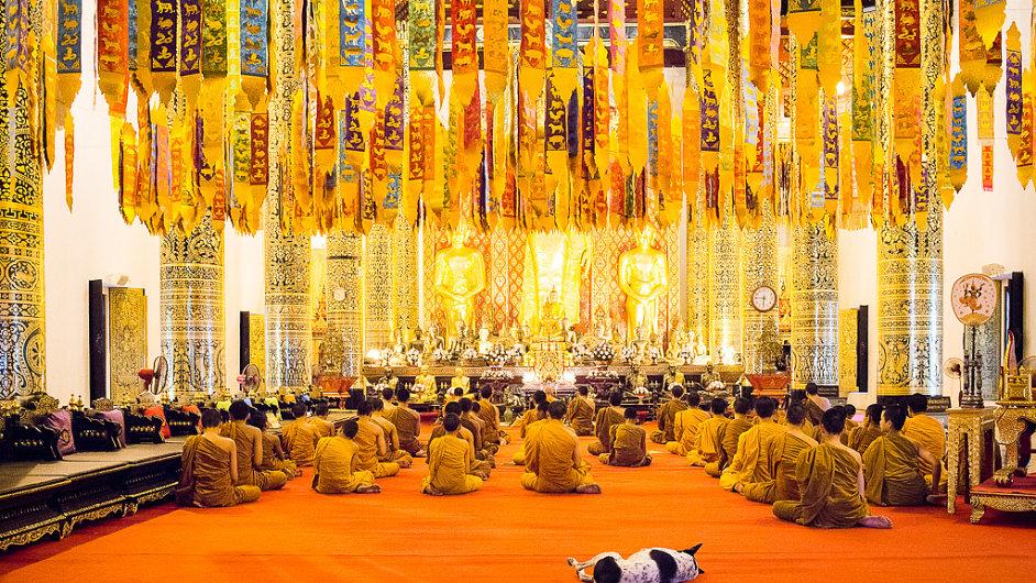 Cestovatel Matouš Vinš během svých cest navštívil také Thajsko.