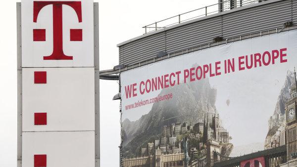 T-Mobile letos poslal firmě Deutsche Telekom dividendu 4,7 miliardy Kč.