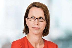 Emma Walmsleyová, generální ředitelka farmaceutické společnosti GSK