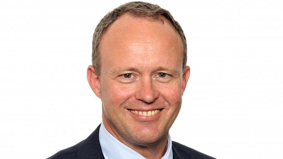 Vincent Peeters, výkonný ředitel skupiny Business Lease společnosti AutoBinck