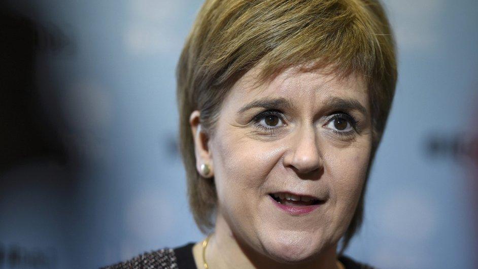 Skotsko, Nicola Sturgeonová