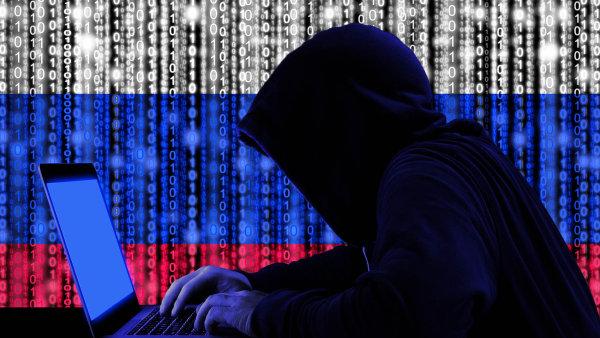 Hackeři ze sdružení Ukrainian Cyber Alliance se nabourali do počítače prokremelského aktivisty Usovského - Ilustrační foto.