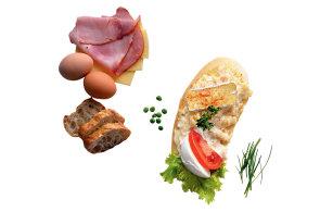 Nesmrtelný chlebíček. Pražské podniky sází na klasiku se šunkou a vejcem, ale i veganství