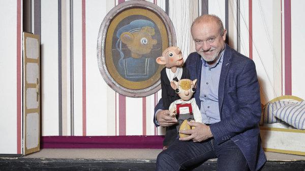Herec a režisér Martin Klásek