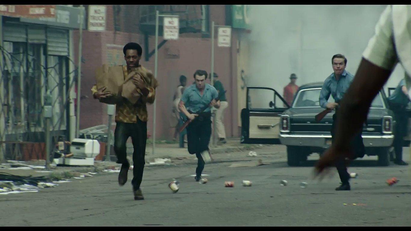 Snímek z filmu Detroit.