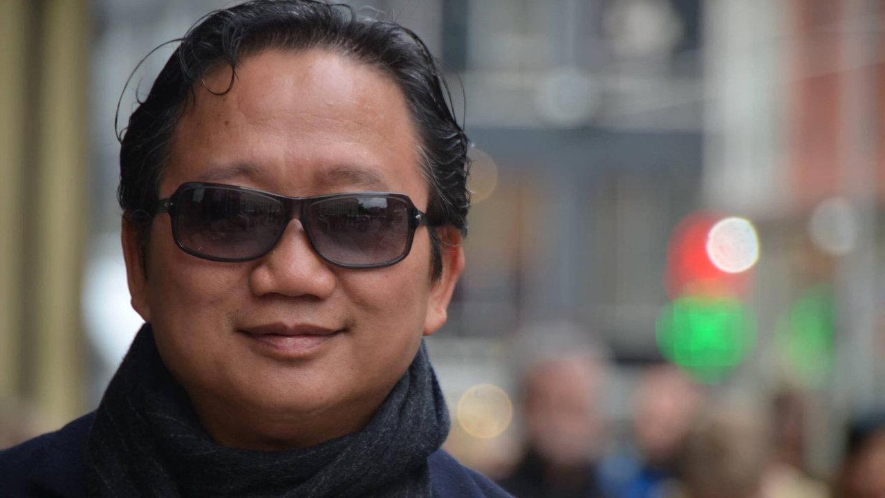 Unesený byznysmen a bývalý funkcionář vietnamské komunistické strany Trinh Xuan Thanh.