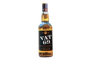 Nostalgická whisky: VAT 69 z antarktické expedice dnes voní zralými ostružinami a obilnými tóny
