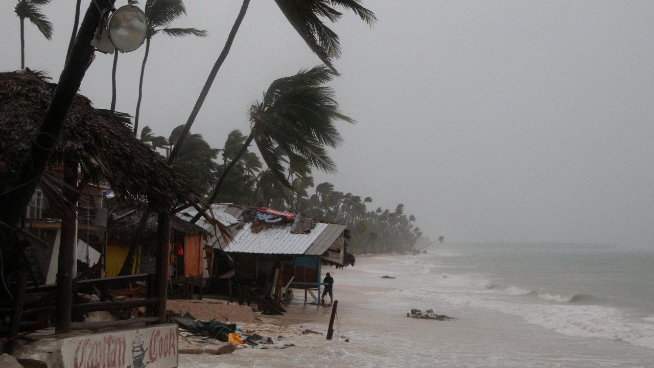 hurikán, Dominikánská republika