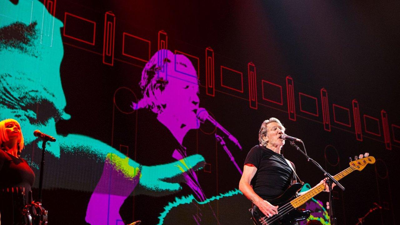 Roger Waters v Praze představí i skladby z nového alba Is This the Life We Really Want?, slibují pořadatelé.
