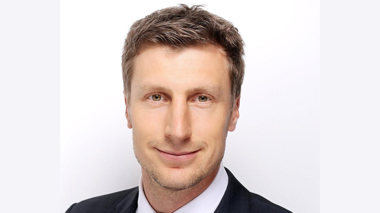 Karel Klečka, ředitel kapitálových trhů Panattoni Europe