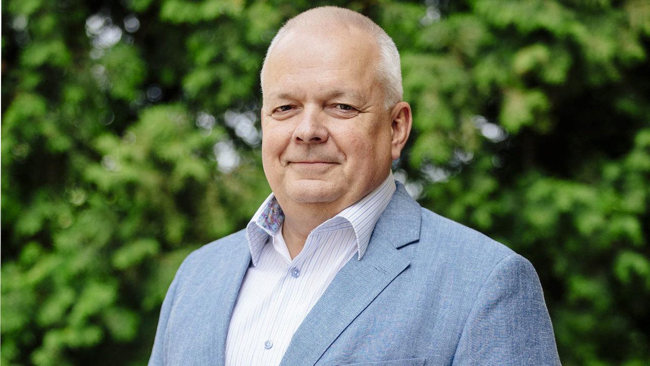 Bývalý spolumajitel Zentivy Jiří Michal.