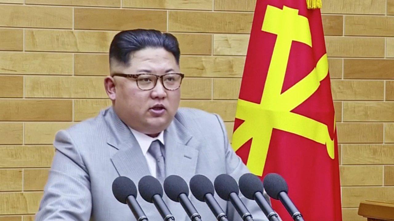 Kim Čong-un zvažuje účast své země na olympiádě. USA si mají dát pozor
