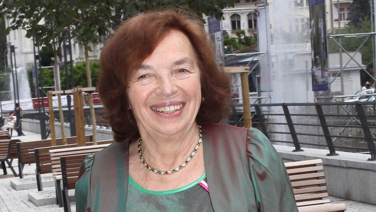 Livia Klausová.