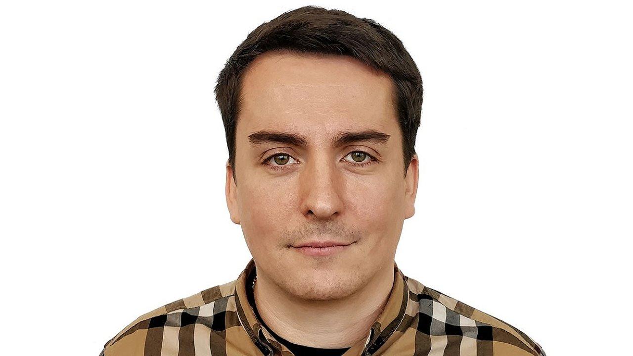 Marek Baláž, Business Developer české pobočky společnosti ESET pro MSP a ISP