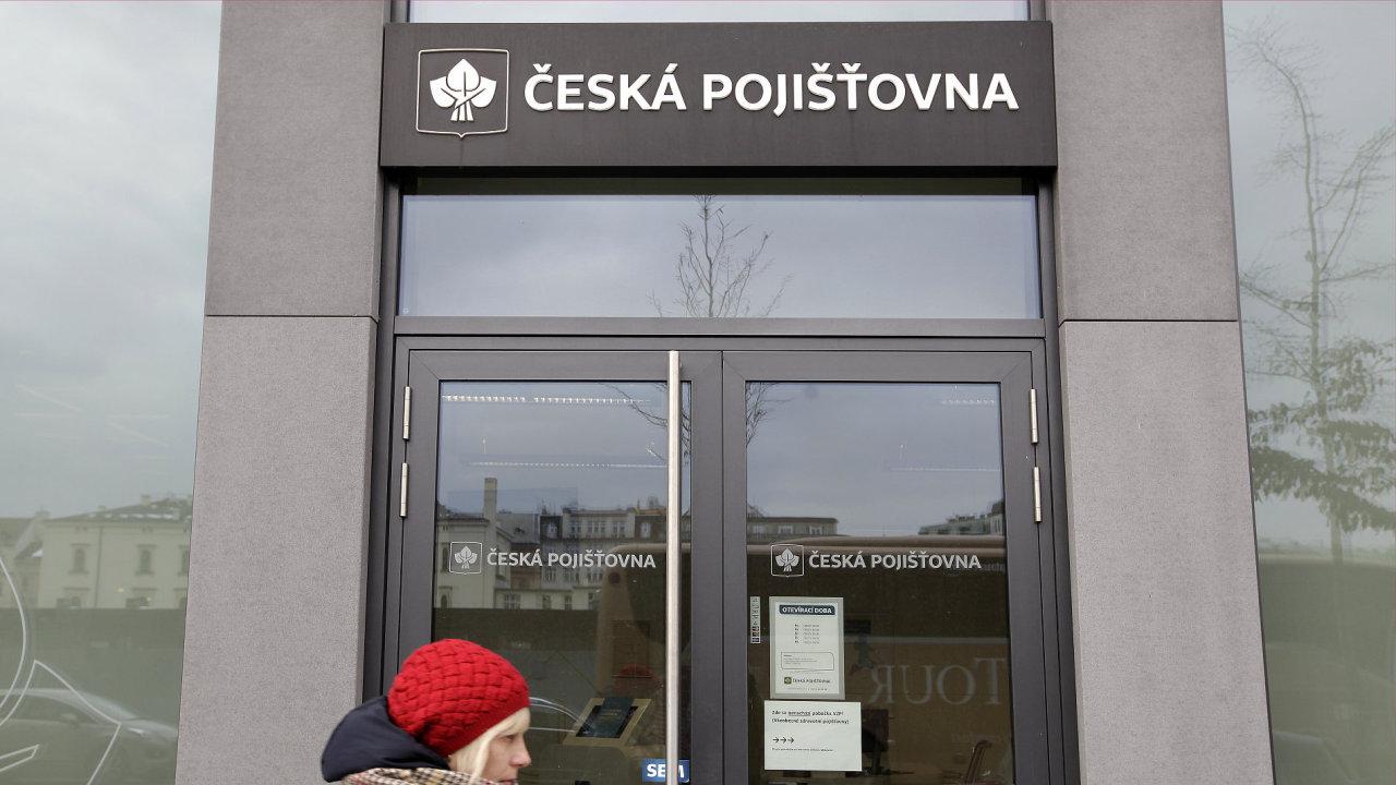 Ilustrační fotografie, Česká pojišťovna, životní pojištění, 2018