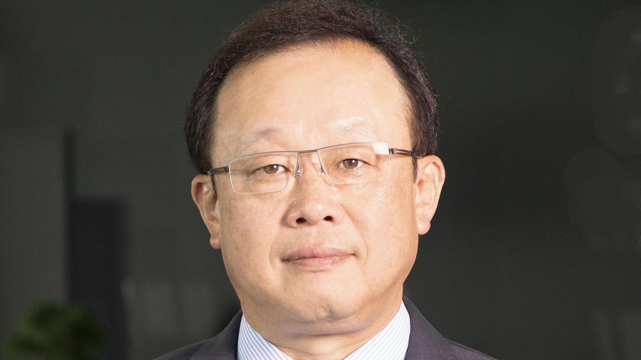 Dong Woo Choi, prezident a generální ředitel společnosti Hyundai Motor Europe HQ