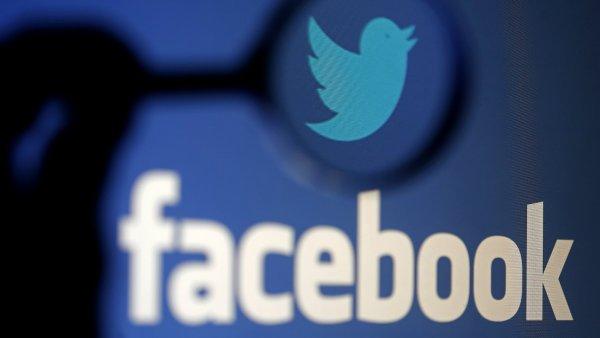 Facebook a Twitter přistoupily ke smazání falešných účtů.