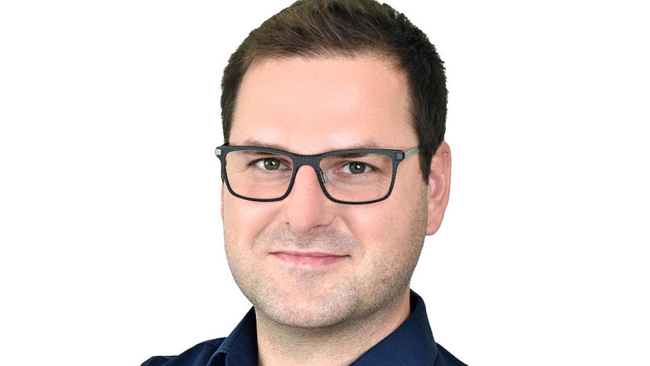 Zbyněk Hauzer, člen představenstva společnosti RE/MAX zodpovědný za technologické inovace