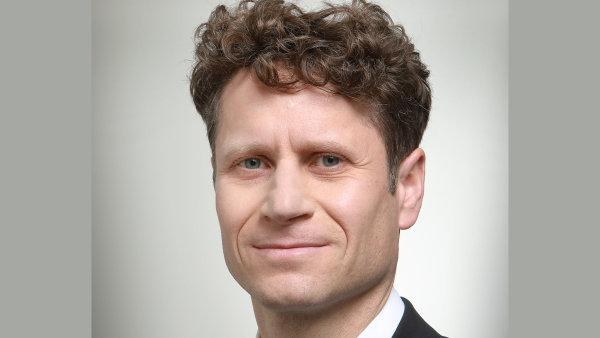 Martin Tuček, finanční ředitel společnosti RESIDOMO