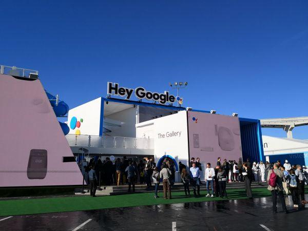 Vegas ovládne Google a sítě 5G